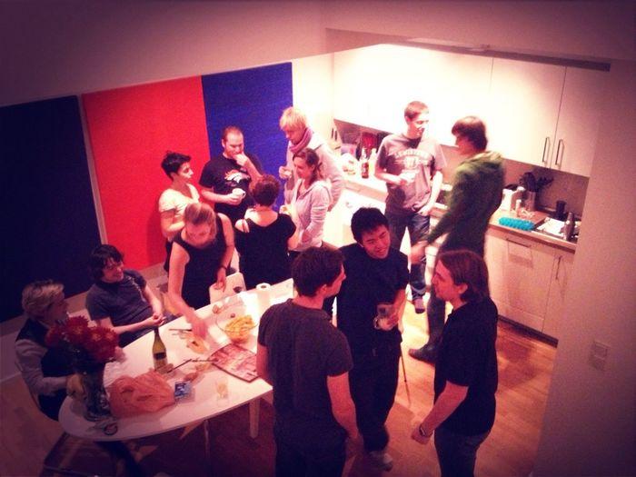 Startupbootcamp Berlin 2012