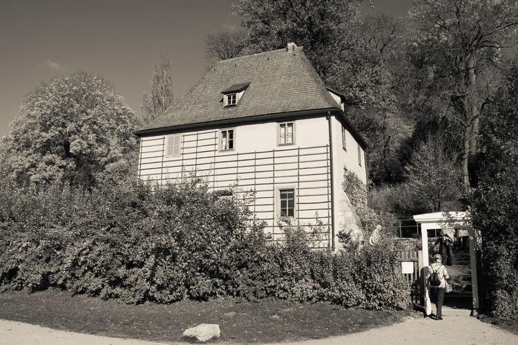 Goethes Gartenhaus Goethes Gartenhaus Goethe