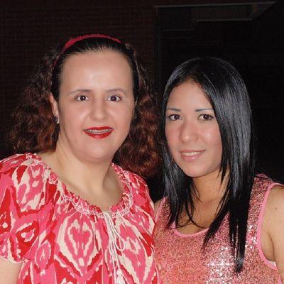 Con mi linda Norka Yosoycomercial Fiestainter