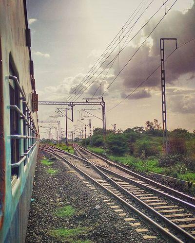 Instalife Instamood Instadaily Instagood Instatravel Indianrailways Traveldairy