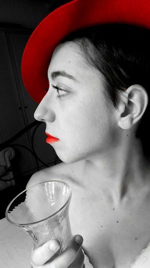 Red Headshot Close-up Contemplation Young Women Serious Person Intense Color Explosion Blackandwhitephotography Black And White Portrait Portrait Of A Woman Bestoftheday Woman Portrait Blackandwhite Nikonphotography Photography Photographer Colorsplash_bw Beautiful Beauty Girl Sensual_photo Model Capture