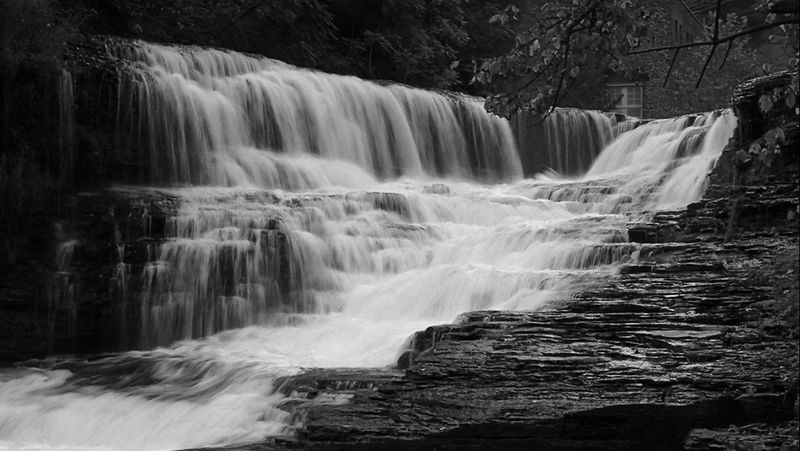Watching Waterfalls