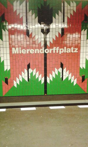 U - Bahn Berlin