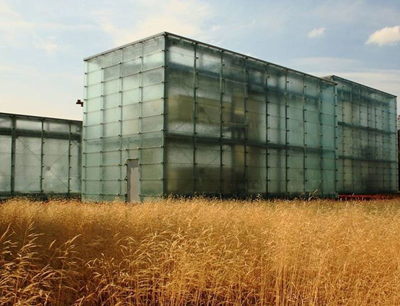 Museum Slaskie Katowice Poland Modern Architecture Canon EOS Nofilter Summer