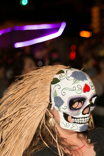 Sugar skull face , grass hair. Painted Face Ghosts Lostsouls EventPhotography Artistsmind Comnunity Remembering Mourning Creativity Tucson Az Capture The Moment Eye4photography  Myperspective Photography Thephotographer Nightphotography Outdoor Photography Festival MyPhotography Candid Photography Costume Hope Allsoulsprocession.org Sugarskull Doesthegrasshavefeelings
