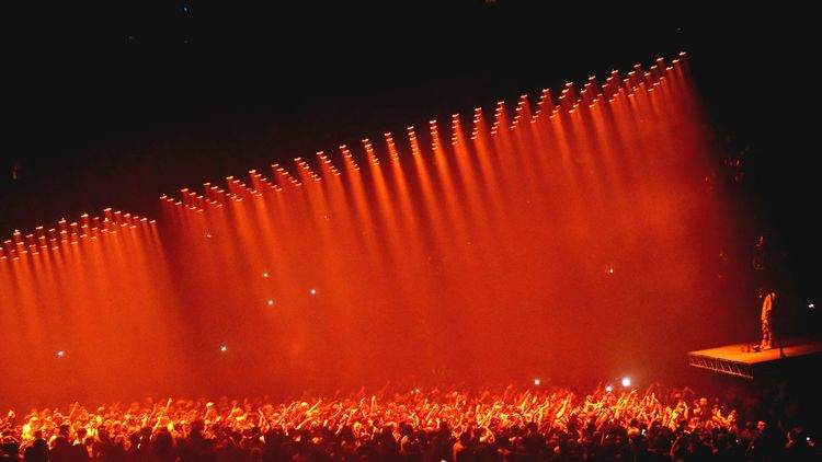 Saintpablotour Kanyewest Yeezy Stagedesign