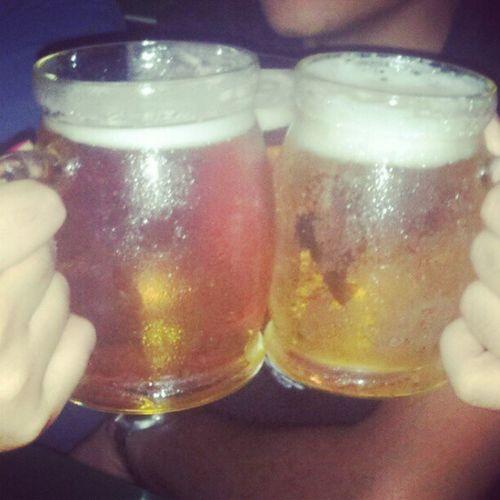 Cheers! Weekend Friends Drink