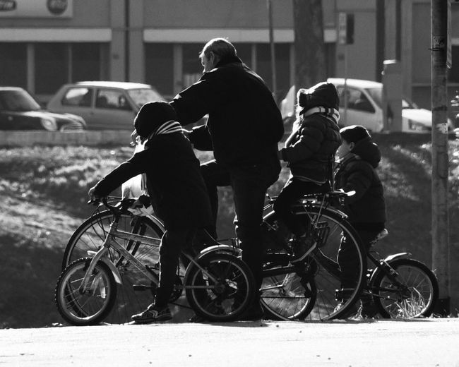 The Street Photographer - 2017 EyeEm Awards Film Capture The Moment Streetphoto_bw Black&white Black And White Collection  Blackandwhite Photography Black And White Black & White Streetphotography People Real People Street Photography People Of EyeEm Blackandwhite Black & White Photography BYOPaper! Bicycle Transportation Let's Go. Together.