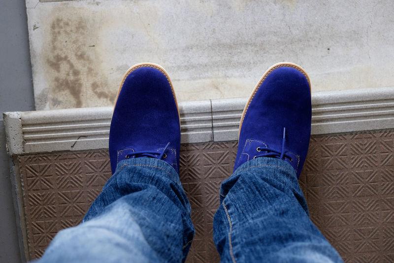 ABCマートでホーキンストラベラーシリーズのウォーキングシューズ👟購入 Bought walking shoes at ABC Mart, Japan ABCマート Blue Casual Clothing Footwear Fujifilm Fujifilm X-E2 Fujifilm_xseries Hawkins Japan Japan Photography Shoe Shoes Walking XF18-55mm ウォーキングシューズ ジュース トラベラーシューズ ホーキンス 青 青い 靴