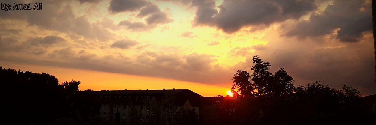 Guben Brandenburg Sonne Scheint Polen Morgen 😊 First Eyeem Photo