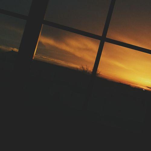 Evening Taking Photos Sunset Beauty