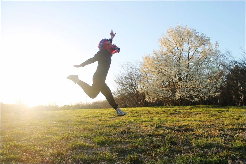 People Photography Jump Outdoors Park One Person Grass Jumping Jumping Shot Jumping For Joy Sommergefühle