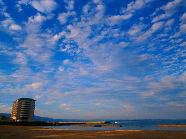 Sunny Blue Beautiful Sky Japan Beautiful Wonderful Sky 秋晴れ Sky Taking Photos My World