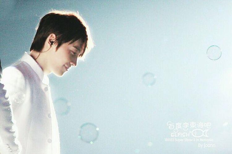 李東海 이동해 Donghae You are my everything.