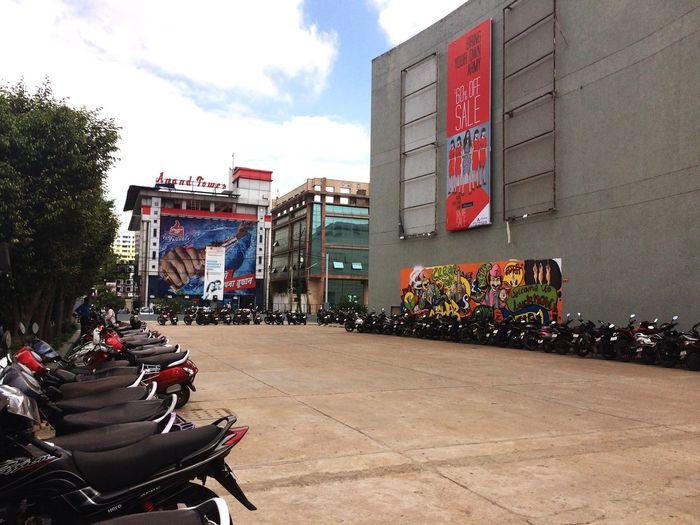 Parking EastEndMall Lucknow