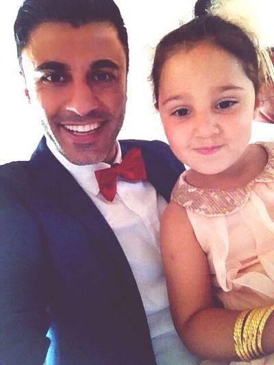 Hello World Selfie Wedding Kids