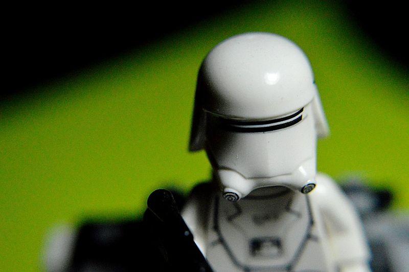 Close-up No