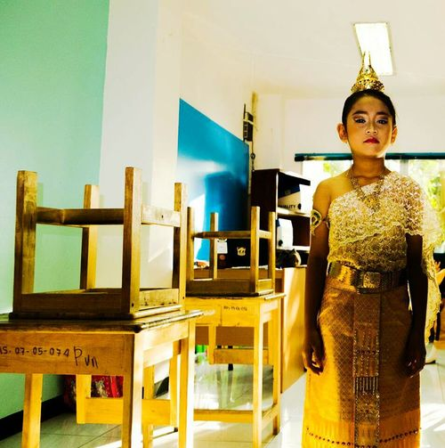 Classroom Learning Thailand Culture Of Thailand Culture Elementary School Godess People