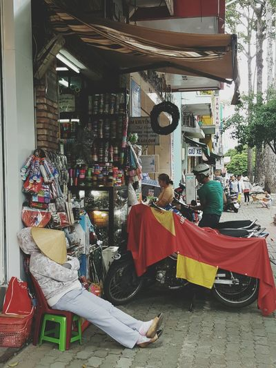 Le Loi Street, District 1, HCMC. Street Photography Naptime Vietnam Hcmcity Taking Photos Feel The Journey