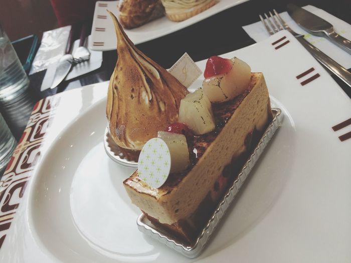 Cakes Tea Time