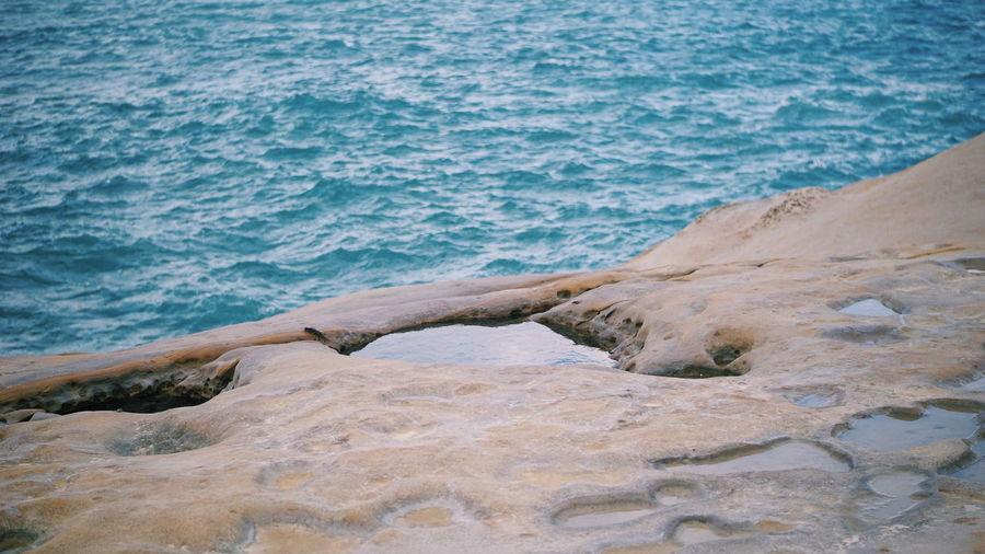 Sea. A New