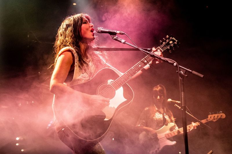 KT Tunstall live at the Roundhouse - One Person Performance Arts Culture And Entertainment Event Music Motion Adult Enjoyment Women Performing Arts Event Stage - Performance Space Musical Instrument Musician Stage Real People International Women's Day 2019 My Best Photo My Best Photo