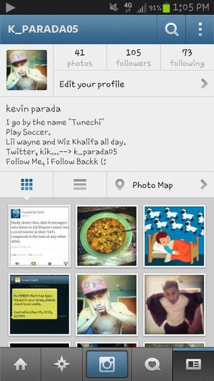 follow me on instagram.