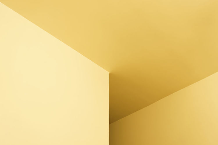 Abstract Architecture At Home Pastel Minimalism Backgrounds Indoors  Lines My Home No People Shadows & Lights Walls Yellow Break The Mold The Architect - 2017 EyeEm Awards