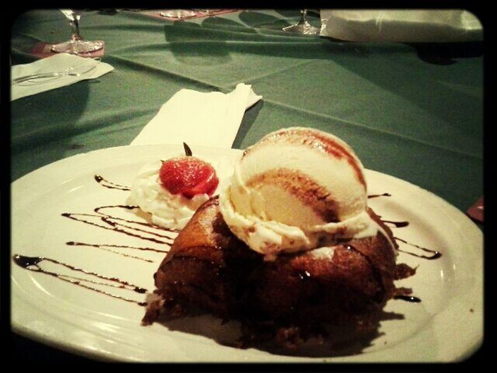 Time For Dessert!