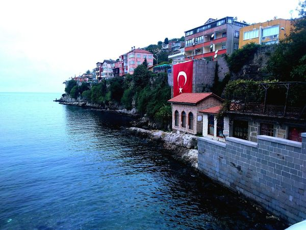 Nature Photography Sea Turkey ♡ Turkishflag Colours Love