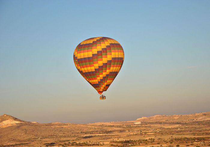 Hot Air Balloon Flying Adventure Kapadokya Kapadokyaballoons