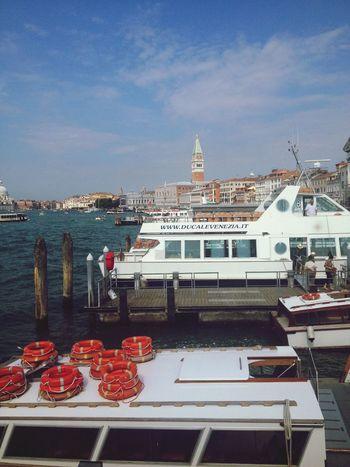 Venezia Traveling Architecture Wather