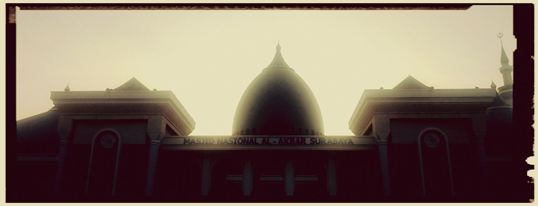 Mizz Nunuy Taking Pictures EyeEm Sunsets EyeEm Indonesia Mosque Enjoying Life AllahuAkbar Indonesia_photography The Week On EyeEm I'm Proud To Be Muslim