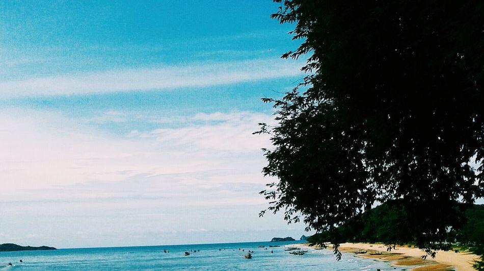 โอ้ทะเลแสนงาม... Thailand Beach