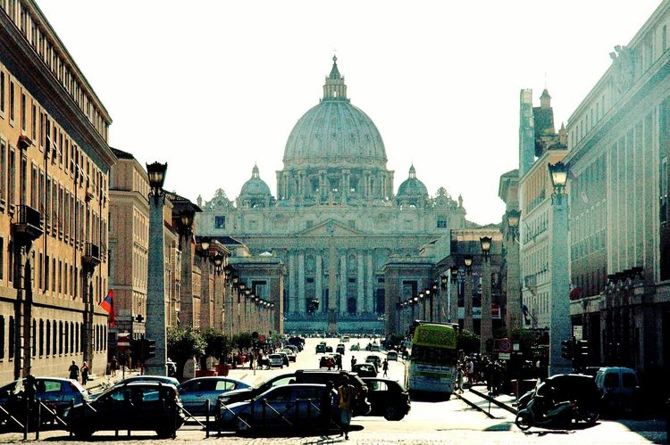 Rome Vatican BasilicaDiSanPietro Church Taking Photos Italy Roma Travel Photography Traveling Check This Out