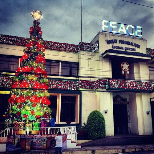 Peace on Earth Christmas Lucban Quezon InstaPlace instapic instagram instagraphy themanansala photography manila milan newyork paris london ireland brazil wales philippines