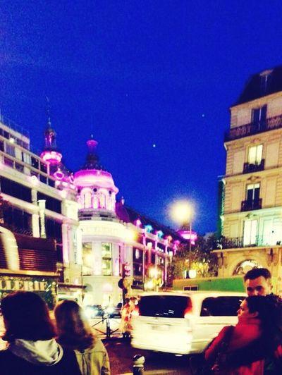 Paris by night ?