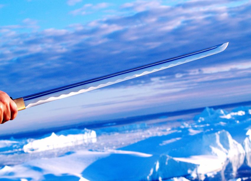 Reflection Clouds And Sky Check This Out The Real Greenland Nature Icebergs Iceberg EyeEm Nature Lover EyeEm Best Shots My Sword Sword Naturephotography Nature Photography Reflections Nature_collection