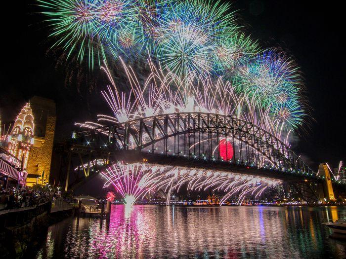 NYE Sydney