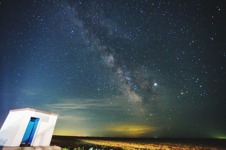 The toilet milky way Landscape Tourism Kazhakstan Astronomy Galaxy Space Milky Way Star - Space Constellation Astrology Sign Science Space Exploration Sea Infinity Solar System Telescope Globular Star Cluster Star Trail Starry Space And Astronomy Astrology Sky Only Star Star Field Hand-held Telescope Emission Nebula