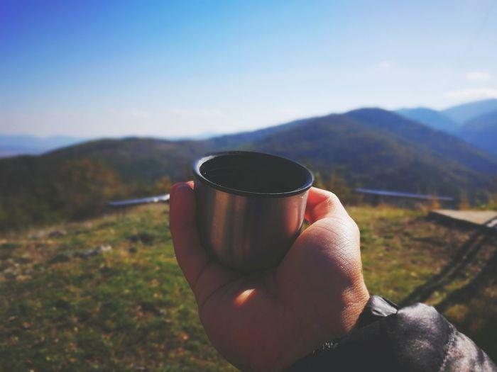 Amazing trip today 😋🌲🗻🏞️EyeEm Selects Landscape Mountain Sky Lifestyles Close-up The Week On EyeEm HuaweiP10 Autumn EyeEmNewHere Photooftheday Tea Love