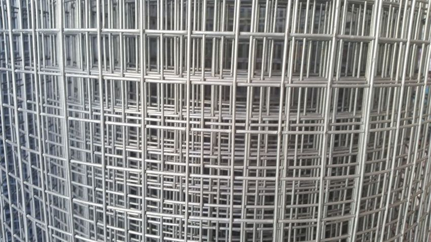 Background Barrier Boundary Enclosure Fence Grid Iron Mesh Metal Protection Roll Security Steel Wire