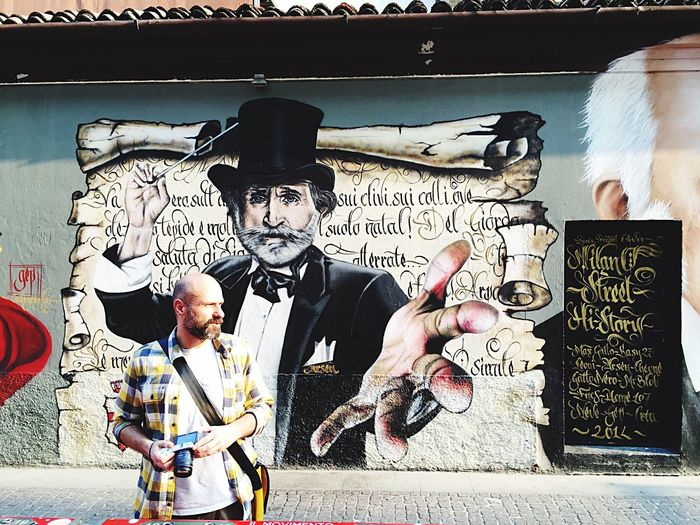 Graffiti EEA3-Milano Streetphotography IPhoneography Iphone6 Milano Milan