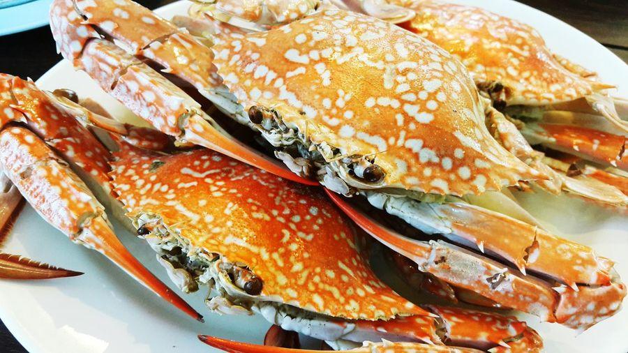 Crab Seafood