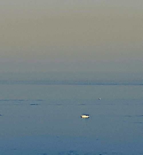 Sea Water Nautical Vessel Nature No People Outdoors Tranquility