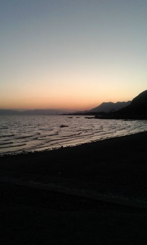 Sky Water Scenics - Nature Sea Beauty In Nature Beach Nature Land Tranquility Sunset Tranquil Scene Environment Landscape Copy Space Horizon Travel Destinations Idyllic Sun No People Horizon Over Water Mountain Chapala Jalisco Mexico Chapala Lake Chapala! Chapala