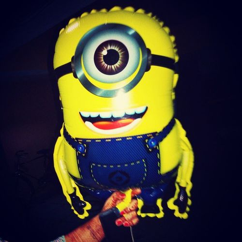 Say hello to my little friend Papoy Minions