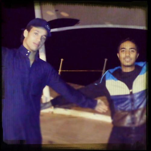 with mY fri Jozef ♥
