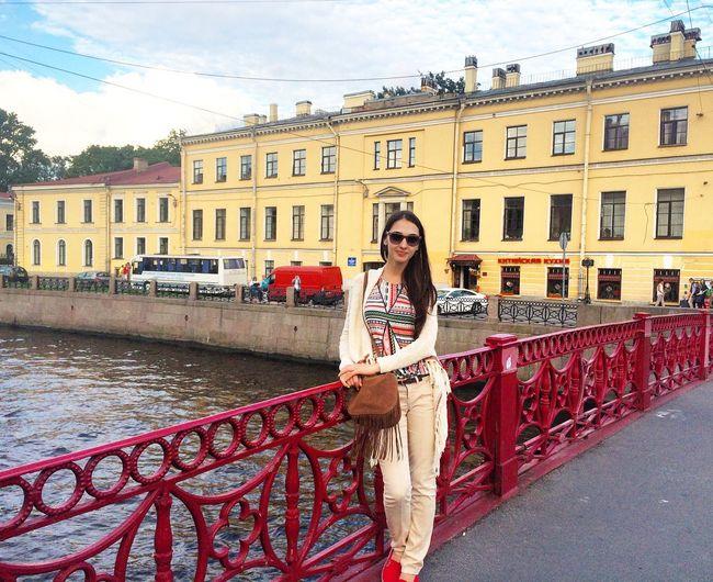 Санкт-Петербург мост Красный мост Bridge Piter  Sankt-peterburg Spb Russia Russian Girl Travel Travel Photography Travelling Trip