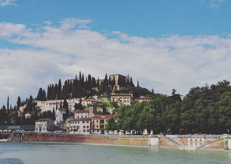 Верона Италия